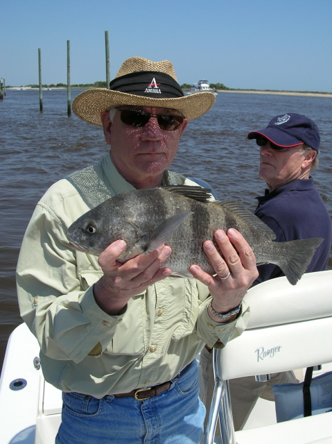 Fishing report archive april 26 2010 wrightsville for Nc coastal fishing report