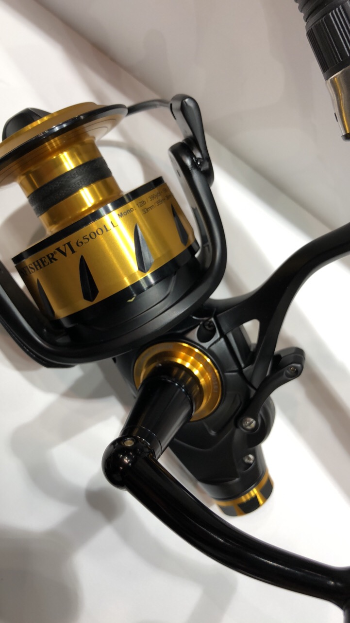 Penn Spinfisher Vi Spinning Reel Review Wrightsville Beach Fishing Report With Capt Jot Owens
